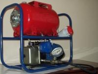 Гидравлические насосная станция с электроприводом НЭ и НЭР