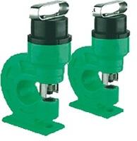 Перфоратор (пресс для пробивки отверстий) шин ПЕШ 31 10 и ПЕШ 35 12