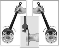 Ключ для выравнивания фланцев КФ